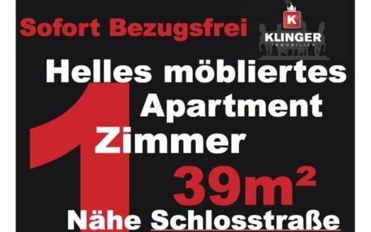 Apartment in zentraler Lage Nähe Schloßstraße