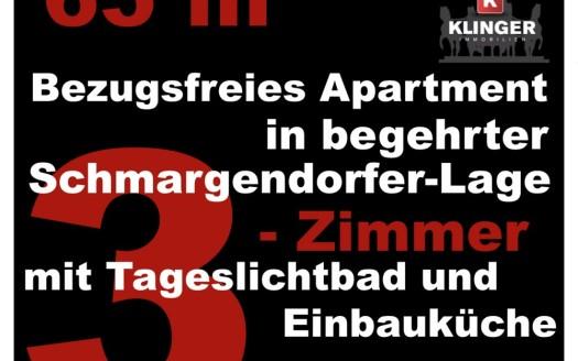 3-Zimmerwohnung in Schmargendorf
