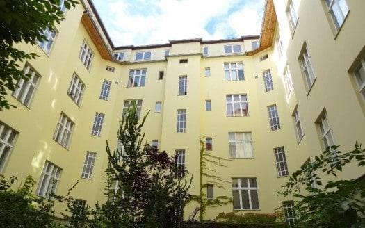 4-Zimmer in Wilmersdorf Haus