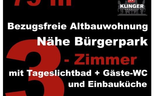 3-Zimmer-Albauwohnung Berlin