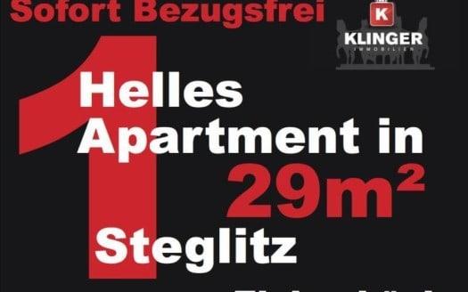 Apartment Berlin Steglitz, 1-Zimmer