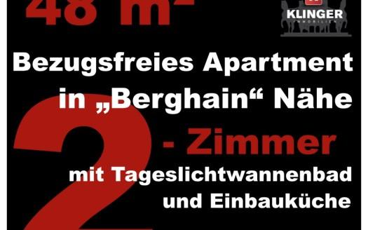 2-Zimmer-Apartment Berlin Friedrichshain